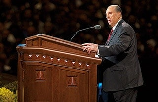 The 14 Miracles of Thomas S. Monson