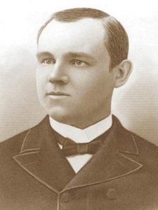 James E. Talmage in College