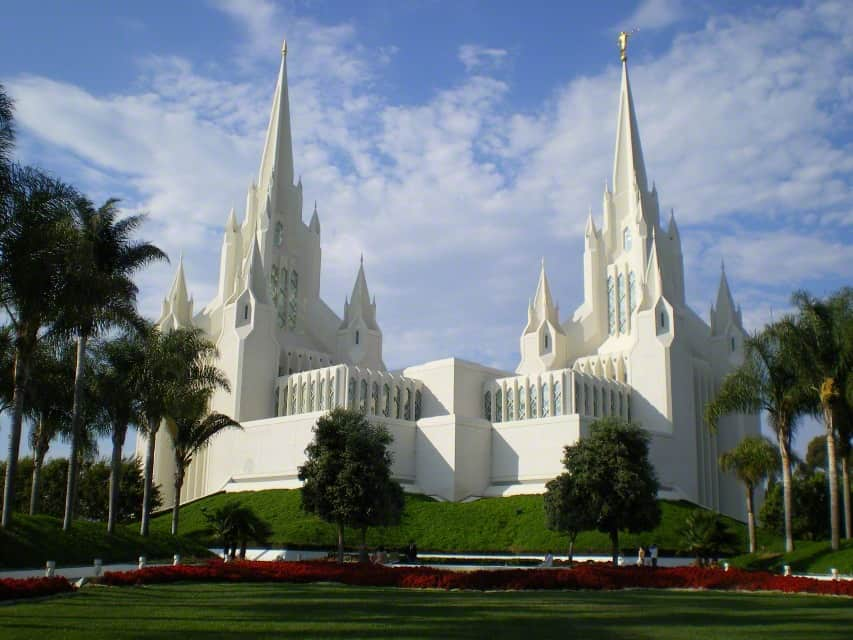 How to Tour a Latter-Day Saint Temple